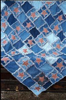 Denim Quilt Class Ideal Stitches Longarm Quilting