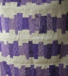 Purple Stacks (front)