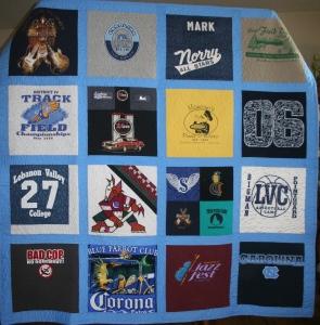 Memorial Quilt #1