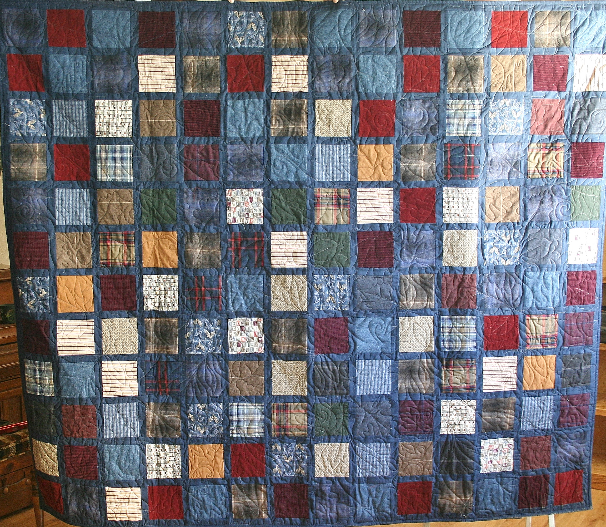Memory Quilts Ideal Stitches Longarm Quilting Services