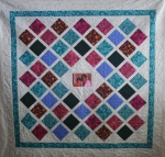 Memory Picture Quilt (front)