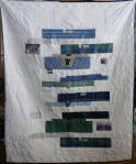 Memory Pocket Quilt (back)