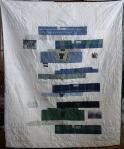Memory Pocket Quilt (back)