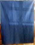 High Seas Wedding Quilt (back)