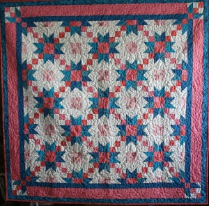 Couples Quilt Front