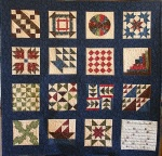 Civil War Sampler (front)