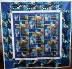 Star Wars Youth Quilt (front)