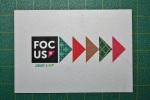 Focus Postcard