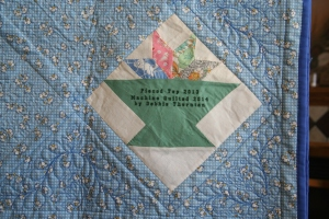1930's Baskets (label)