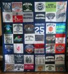 RR T-Shirt Quilt