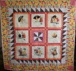 Dick and Jane Quilt