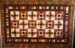 Brown Batiks inAutumn