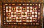 Brown Batiks in Autumn