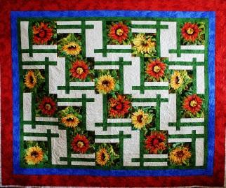 Sunflower Lattice