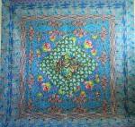 Reversible Garden Quilt (front)