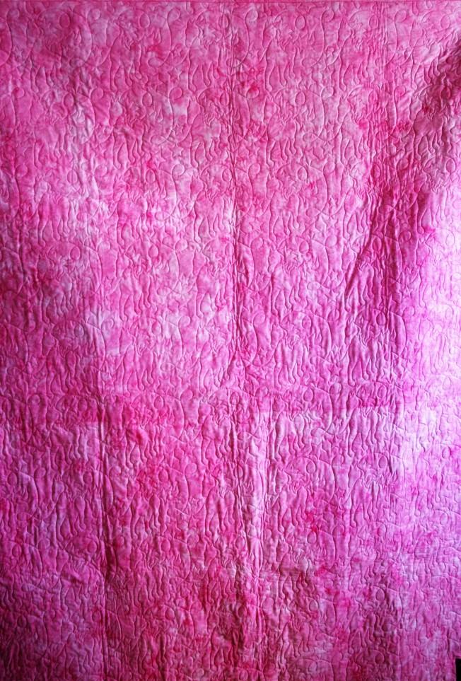 Phala Memory Quilt Pink (back)