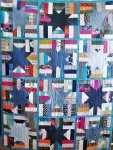 Phala Memory Quilt Teal (front)