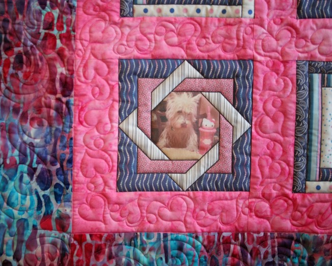 Photo Quilt (close up)