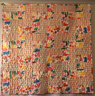 Twin Baby Quilt 1