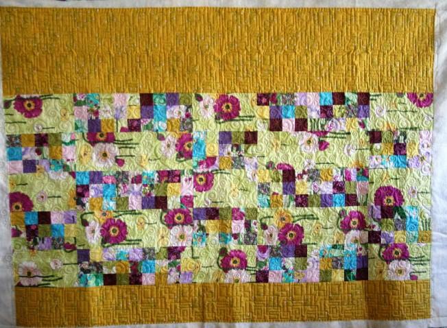 Blocks and Flowers