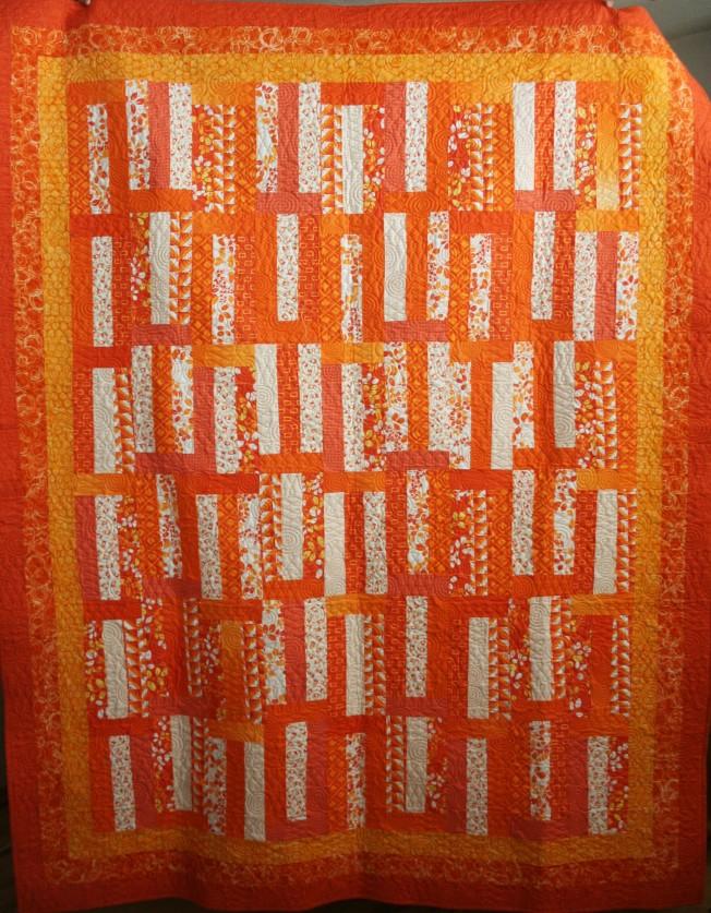 Sherbet Orange (front)