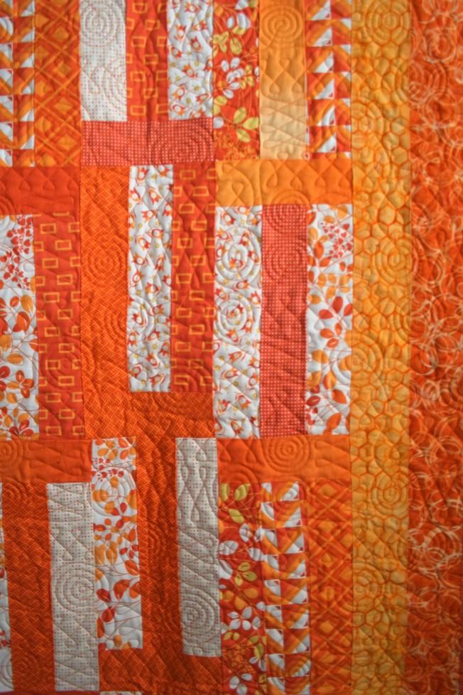 Sherbet Orange (close up)