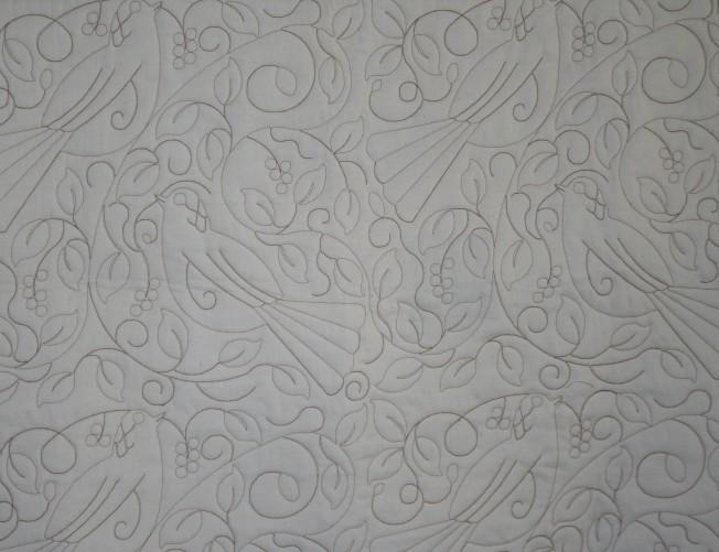 Tuscan Birds (pillow fabric)