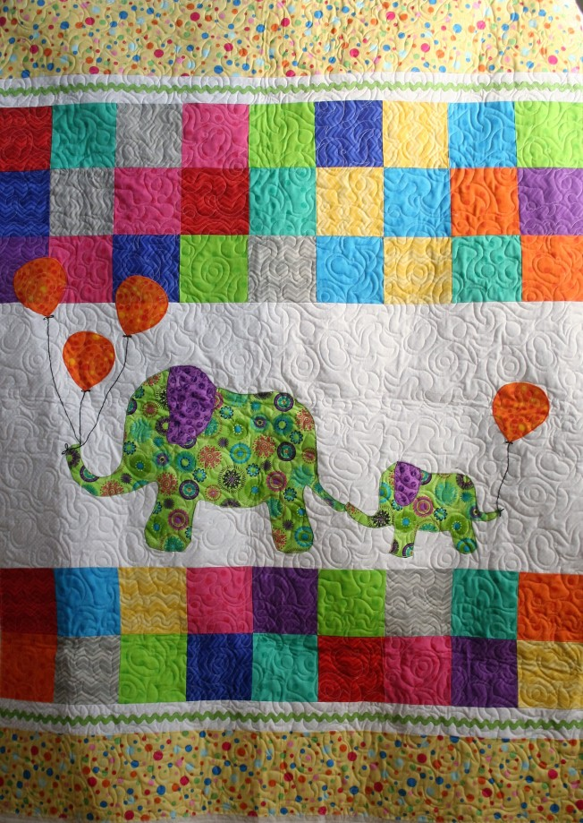Elephants for Baby (front)