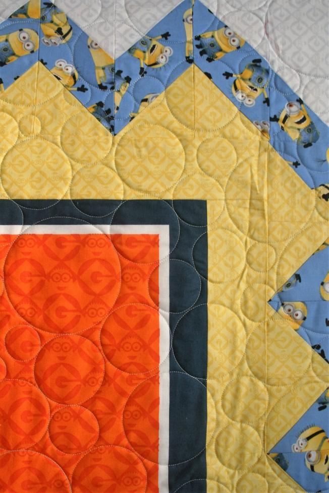 Minion Quilt (border)