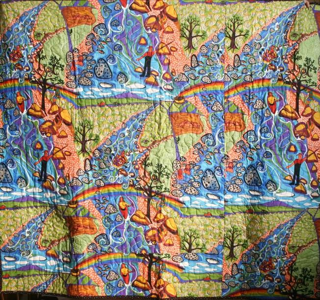 String Quilt (back)