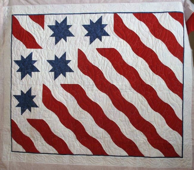 Stars and Stripes (front))