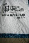 Music T ShirtQuilt