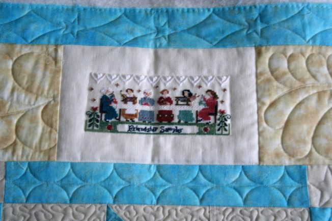 Friendship Sampler (block)