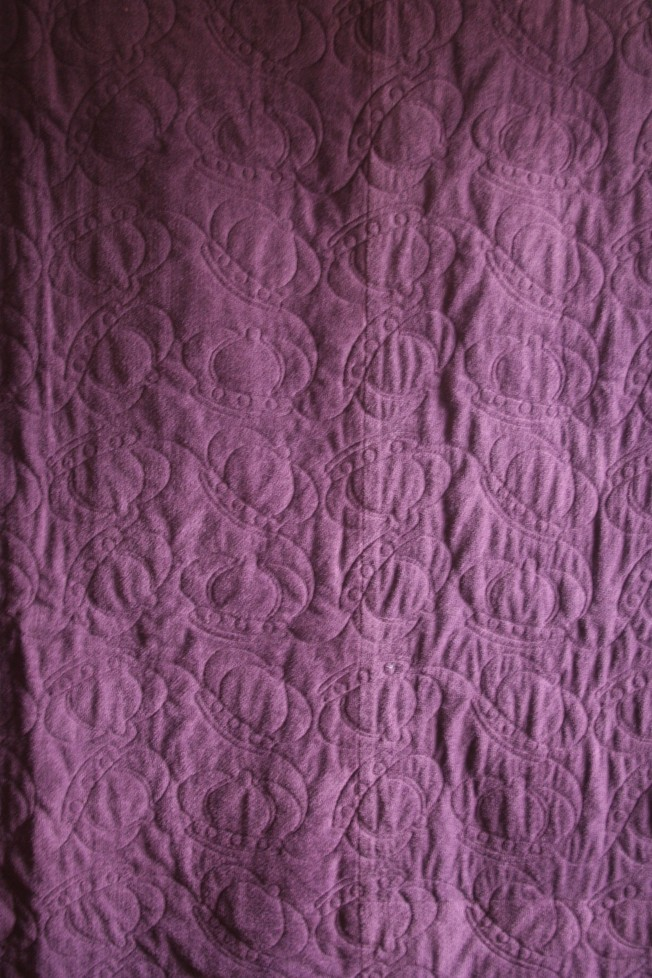 Crown Royal Quilt (back)