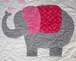 Snuggle Elephant Quilt