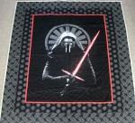 Star Wars Dark Lord Quilt