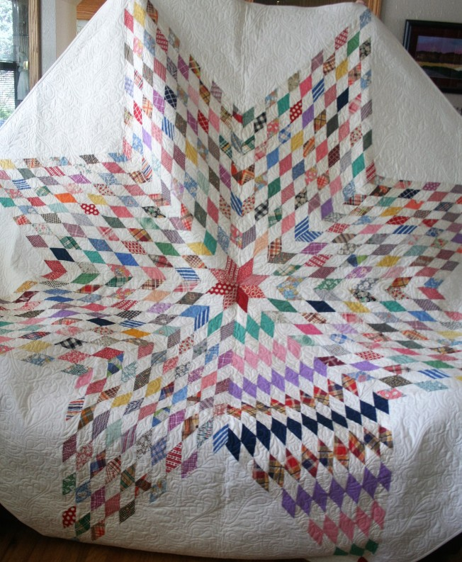 Octagon Lone Star (front)