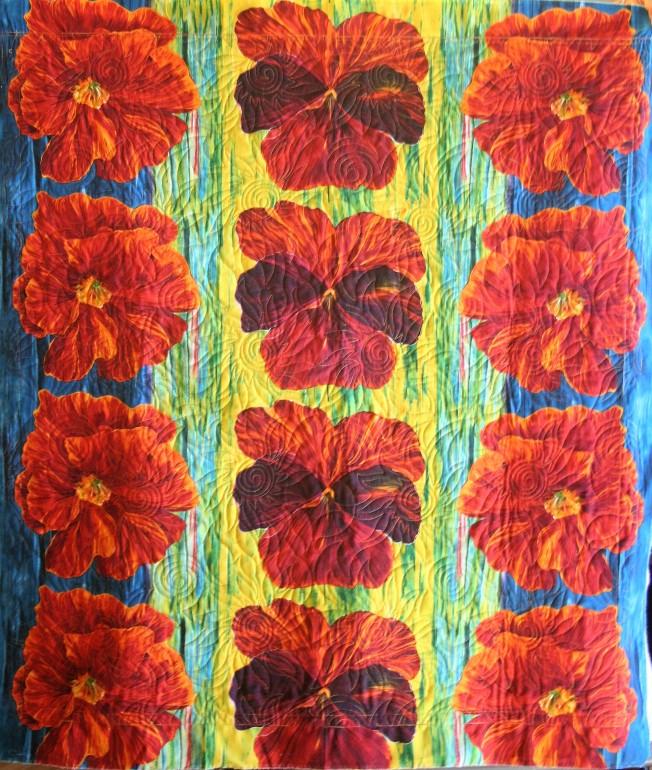 Blood Flower (back)