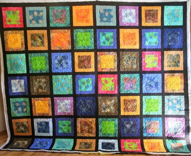 Turtle Quilt (front)