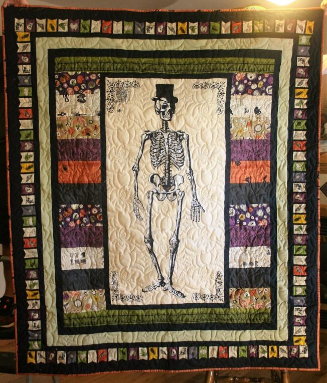 Vintage Skeleton (front)