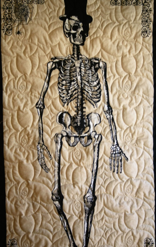 Vintage Skeleton (close up)