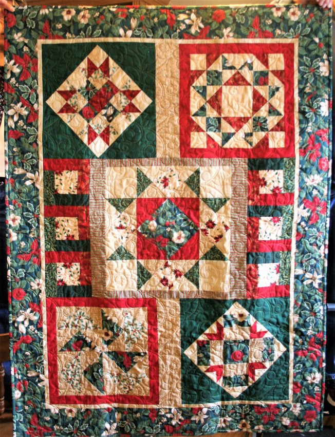 Holly Sampler (front)