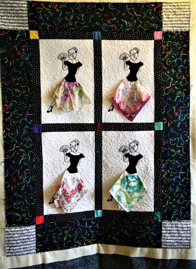 Handkerchief Dancers (front)