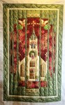Christmas Church Wall Hanging