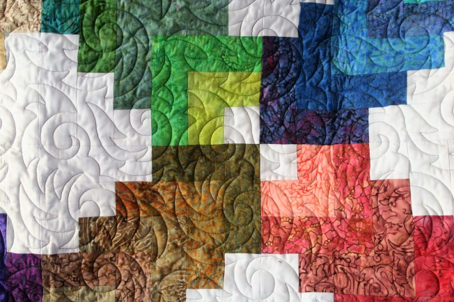 Card Trick Rainbow (close up)