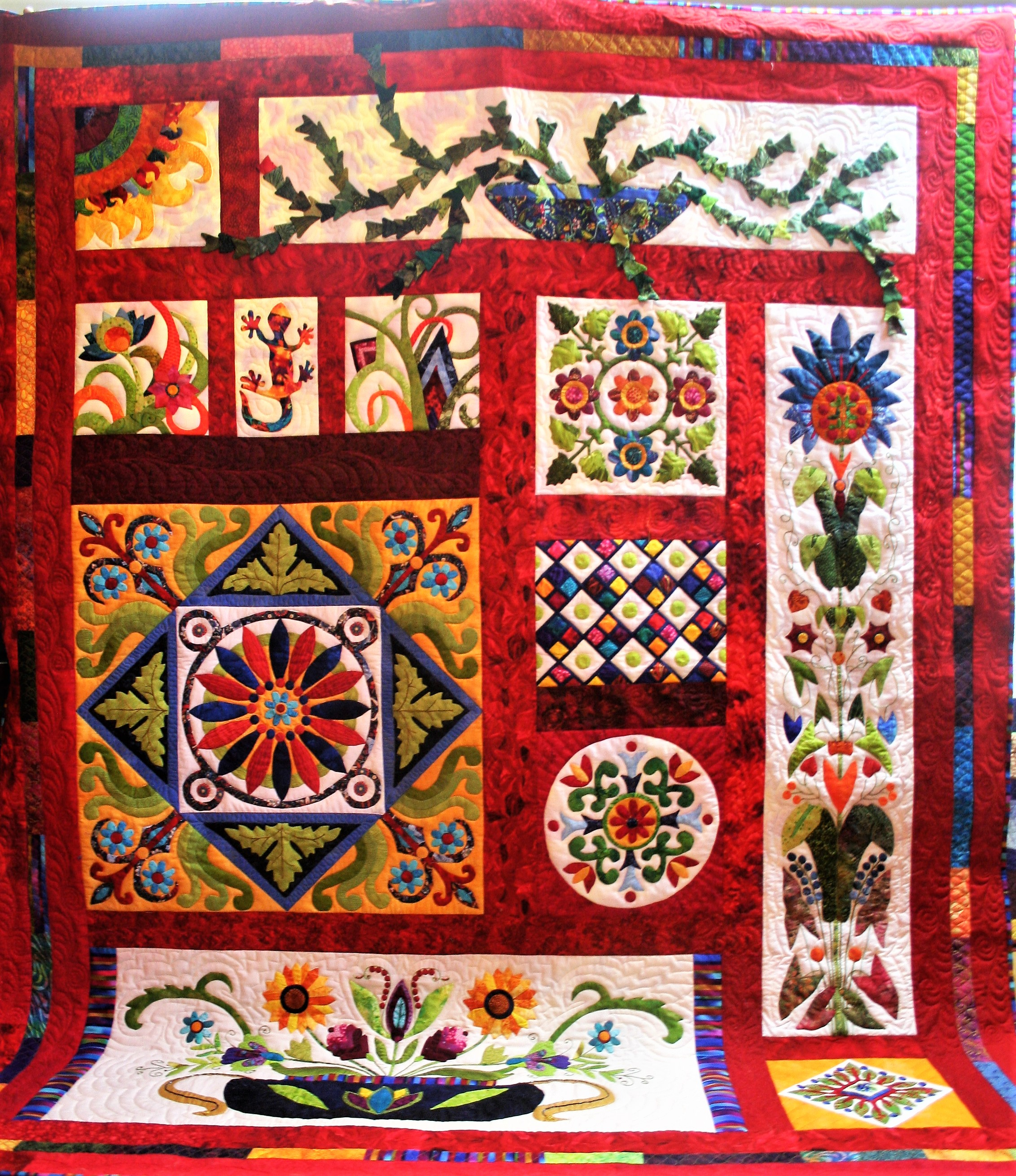 Fiesta Mexico (front)