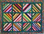 Green String Quilt