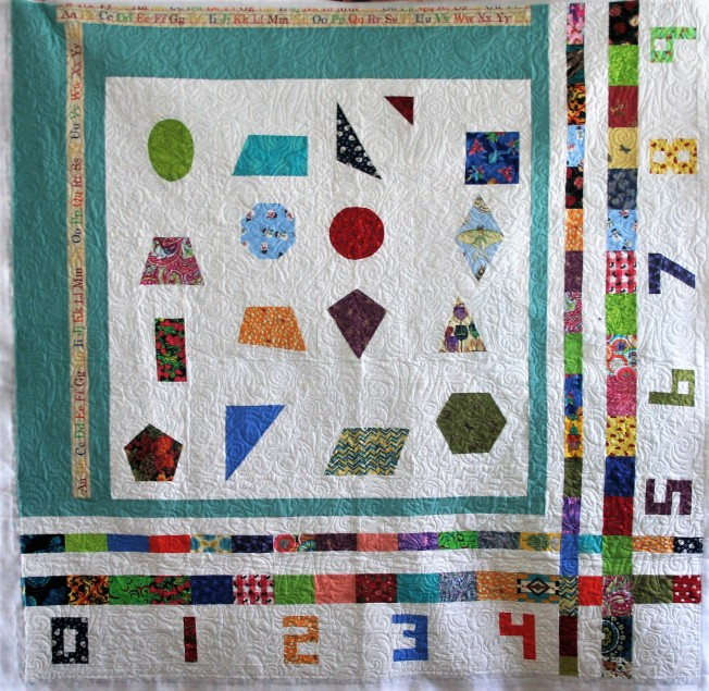 Learning Quilt (front)