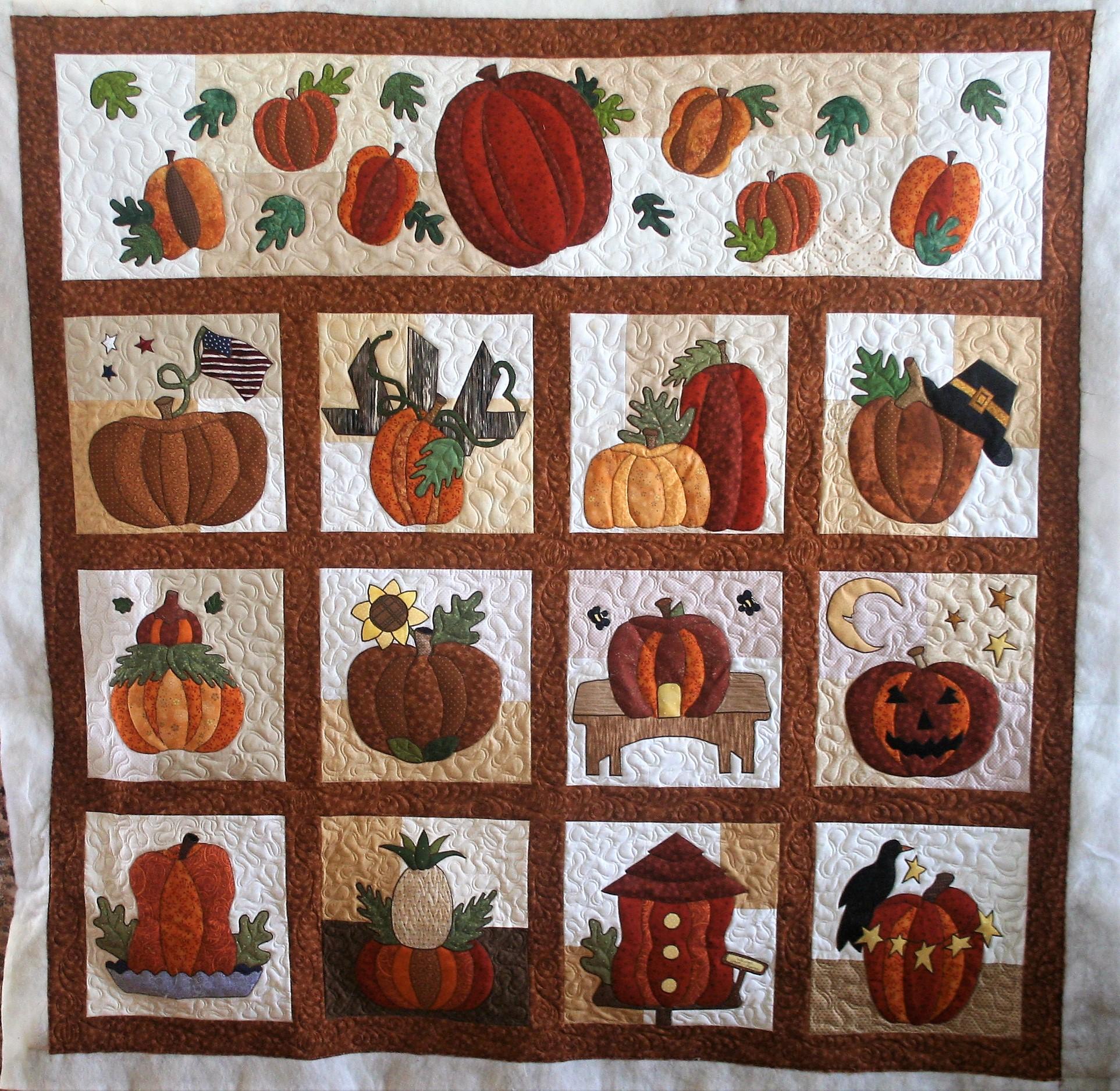 Pumpkin Patch (front)