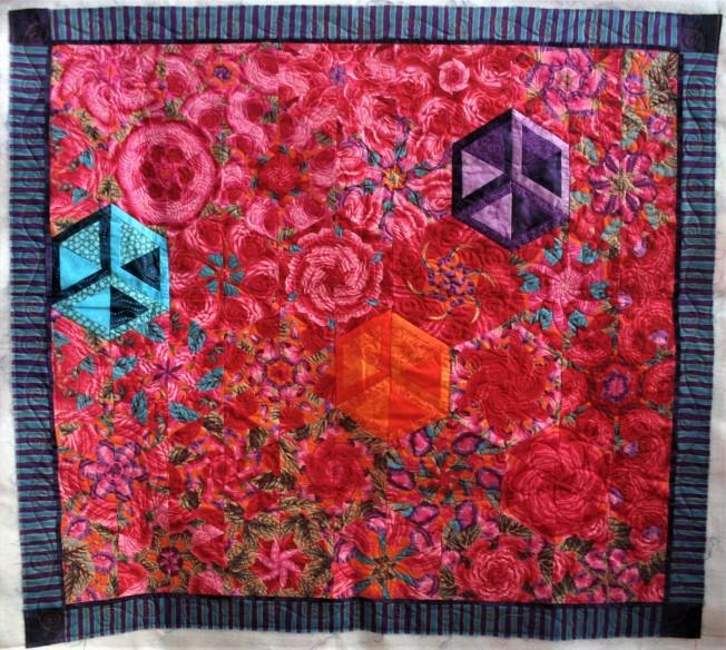Kaleidoscope Hexi (front)
